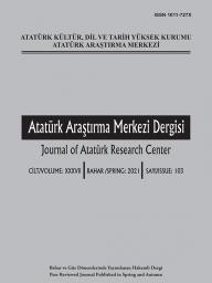 Atatürk Araştırma Merkezi Dergisi